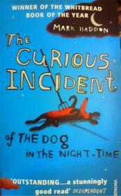 英文原版       The Curious Incident of the Dog in the Night-Time   深夜小狗神秘事件