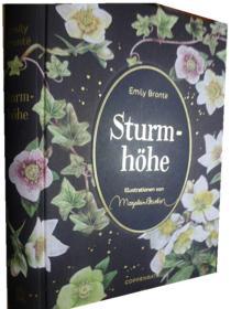 德文原版      Emily Bronte: Sturm-hohe     狂风暴雨  (精装版)
