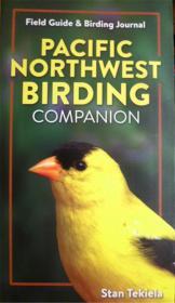 英文原版      Field Guide & Birding Journal: Pacific Northwert Birding Companion        观鸟杂志