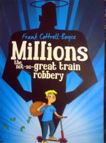 英文原版        Millions (The not-so-great train robbery)       百万火车抢劫案