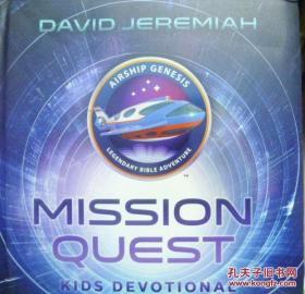 英文原版       Mission Quest Kids Devotional