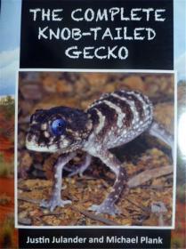 英文原版          The Complete Knob-Tailed Gecko          壁虎