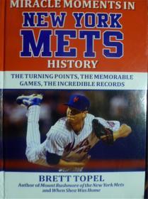 英文原版       Miracle Moments In New York Mets History        大都会历史上的奇迹时刻