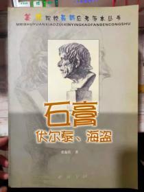 美术院校最新应考试范本丛书《石膏——伏尔泰、海盗》