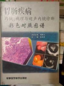 《胃肠疾病内镜、病理与超声内镜诊断彩色对照图谱》
