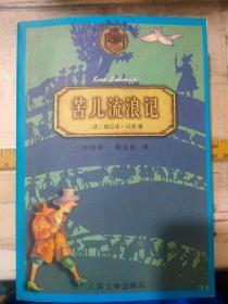 世界少年文学丛书《苦儿流浪记》