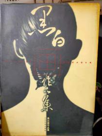 中央工艺美术学院装潢艺术设计系《黑白画作品集》