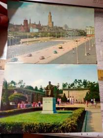 《上海》(8张明信片)