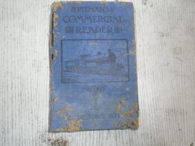 民国版《PITMAN'S COMMERCIAL READERS》OUR MANUFACTURING INDUSTRIES(INTERMEDIATE BOOK)