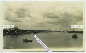 有偿征集老照片拍摄地点: 20210729 宽阔河道,两边为城市