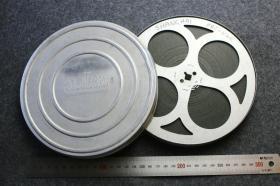 1947年原版电影纪录片胶片《上海》一盘,尘封了近八十年的大上海风光,建筑,人文,社会的全方面记录。