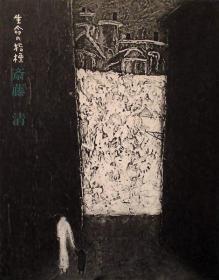 《生命的指标——斋藤清》简装版 16开206作品 齐肩栋方志功 日本现代木版画巨匠