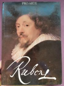 PRO ARTE - Rubens 鲁本斯 德文版 16开全彩40图