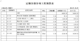 湖北省绿色建筑工程消耗量定额及全费用基价表2018清单造价软件