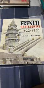 French Battleships 1922-1956 二战法国海军战列舰 黎塞留 敦刻尔克