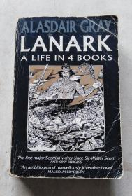 LANARK:A LIFE IN 4 BOOKS