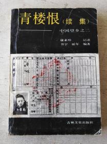青楼恨(续集)——中国望乡之二
