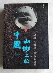 山坳上的中国:问题·困境·痛苦的选择