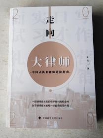 走向大律师——中国式执业律师进阶指南