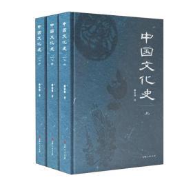 中国文化史(上中下·精装)