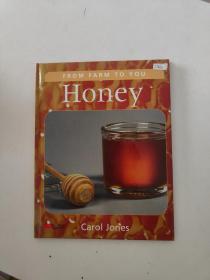 【外文原版】 FROM FARM TO YOU :Honey