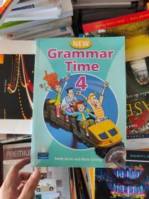 【外文原版】NEW Grammar Time 4