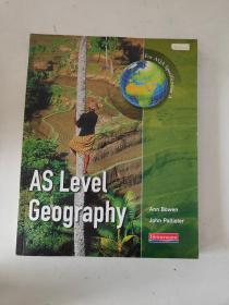 【外文原版】AS Level Geography
