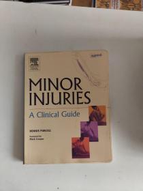 【外文原版】MINOR INJURIES A Clinical Guide