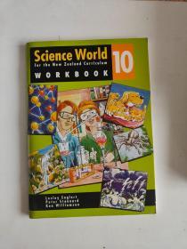 【外文原版】Science Woorld for the New Zealand Curriculum 10