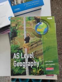 外文原版 AS Level Geography