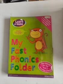 【外文原版】My Fast Phonics Folder
