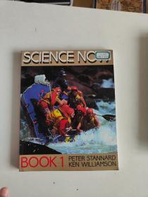 【外文原版】SCIENCE NOW BOOK 1