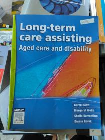 【外文原版】 Long-term care assisting Aged cara and disability 协助老年人及残疾人士的长期护理