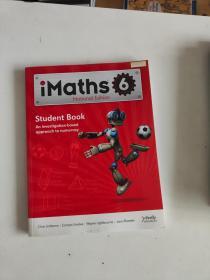 【外文原版】iMaths Student Book  6