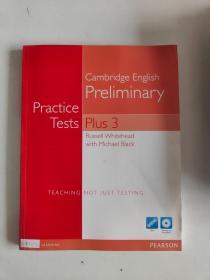 【外文原版】Practice Tests Plus Preliminary 3