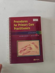 【外文原版】Procedures for Primary Care Practitioners