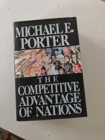 【外文原版】 THE COMPETITIVE ADVANTAGE OF NATIONS 国家的竞争优势