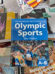 【外文原版】THE MACMILLAN ENCYCLOPEDIA OF Olympic Sports VOLUME 1A-B