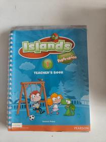 【外文原版】Islands POMCRED BY POPTROPICA 1 TEACHER'S BOOK