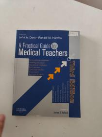 【外文原版】 A Practical Guide for Medical Teachers Third Edition 医学教师实用指南第三版