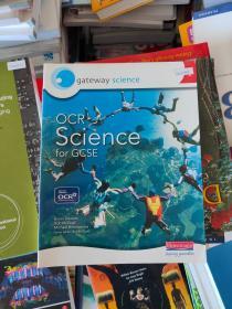 【外文原版】OCR SCIENCE FOR GCSE