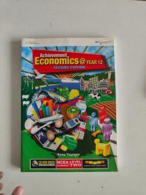 【外文原版】Achievement Economics @ YEAR 12 second edition