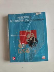 【外文原版】PRINCIPIOS DE CONTABILIDAD