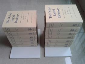 牛津英语大词典 The Oxford English Dictionary 牛津英语大辞典