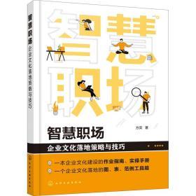 智慧职场:企业文化落地策略与技巧