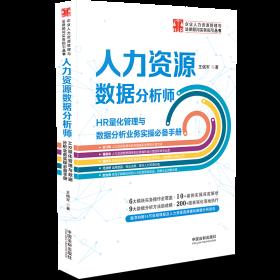 人力资源数据分析师:hr量化管理与数据分析业务实手册 人力资源 王佩军