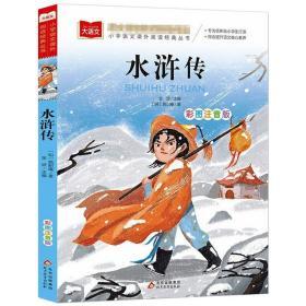 大语文——小学语文课外阅读经典丛书《水浒传》 新课标阅读 施耐庵