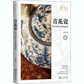 青花瓷,青白间的中国瓷器史/中国人文标识系列