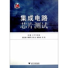 集成电路芯片测试 大中专文科社科综合 王芳,徐振