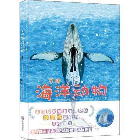 手绘海洋动物